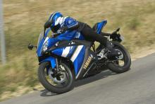 2008 Yamaha YZF-R125 first ride review