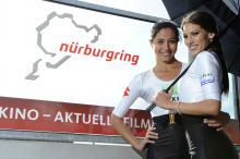 pit babes gallery WSB 2013: Nurburgring paddock girls