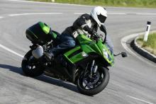 First Ride: 2014 Kawasaki Z1000SX review
