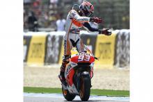 marquez motogp Repsol Honda renew contract with Marquez
