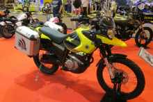 Chinese motorcycles uk New WK Trail 400