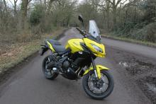 First UK road test: Kawasaki Versys 650 review