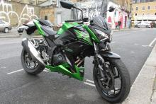 First ride: Kawasaki Z300 review