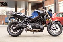Video: 2015 BMW F800R review
