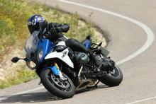 First ride: BMW R1200RS review