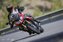 First ride: BMW S1000XR review