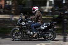 UK road test: Suzuki V-Strom 650XT review