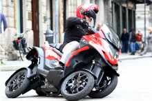 commuter Piaggio and KTM developing electric commuter