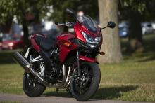 First ride: Suzuki Bandit 1250S review