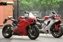 Video review: Yamaha R1 vs Ducati 1299 Panigale S back-to-back test
