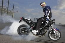 burnout Stunt legend Chris Pfeiffer retires