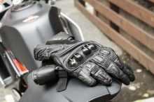 waterproof motorcycle gloves Review: Alpinestars Archer X-Trafit gloves, £139.99