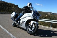 First ride: Yamaha FJR1300 review