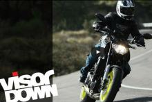 Yamaha MT-09 video review