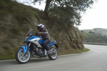 First ride: Honda NC750X review