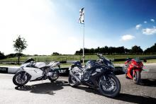Prime numbers - Triumph 675 v Suzuki GSX-R750 v Ducati 848
