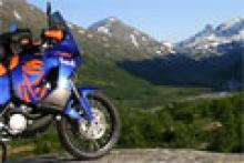 First Ride: 2007 KTM 990 Adventure review