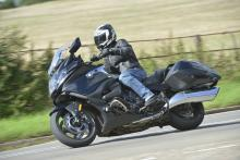 First ride: BMW K1600 B review
