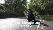 motorcycling roads uk Britain's best undiscovered biking roads - episode 4 sneak preview