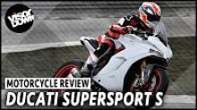 Ducati SuperSport / S video review
