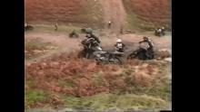 enduro Enduro training with the British army