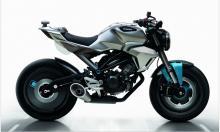 Honda 150SS Racer concept