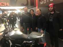 american motorcycles Keanu Reeves' Arch Motorcycles brand unveils new models at EICMA