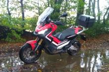 Honda X-ADV video review