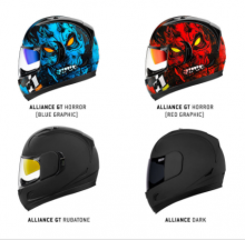 motorcycle industry Icon recall helmets due to safety concerns