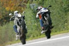 Road Test: Suzuki Bandit 1200 VS 1250