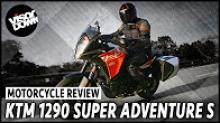 KTM 1290 Super Adventure S video review
