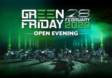 Kawasaki Green Friday