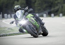 Kawasaki H2 SX SE+