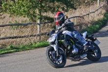 Kawasaki Z650 video review