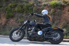 Street Bob Harley-Davidson Street Bob 107 video review
