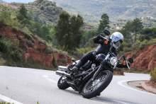 Street Bob Harley-Davidson Street Bob 107 review: first thoughts
