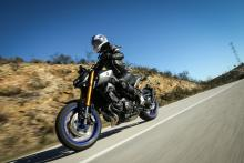 First ride: Yamaha MT-09 SP review