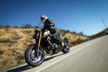 Yamaha MT-09 SP video review
