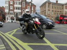 advanced motorcycling Developing your 'mental radar system' when riding in traffic