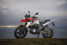 bmw g310gs First ride: BMW G310GS review