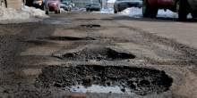 potholes uk roads