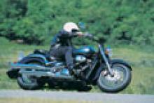 First Ride: 2001 Suzuki VL800 Intruder Volusia