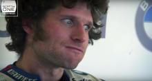 guy martin Guy Martin vs David Coulthard at Silverstone