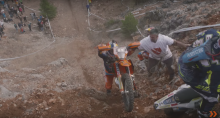 racing Meet Spain's most difficult enduro