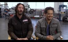 eicma Inside Keanu Reeves motorcycle workshop
