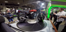 2017 Walkabout of Motorcycle Live 2017