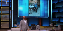 "America ""How Do I Get My Fiance to End His Love Affair with his Motorcycle?"" Steve Harvey's perfect response"