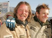 Charlie Boorman and Ewan Mcgregor will use Harley-Davidson's LiveWire