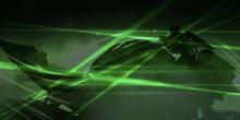 Kawasaki Z H2 teaser