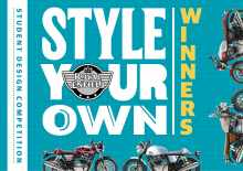 Royal Enfield Style Your Own competition winners